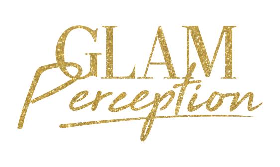 logo final para pagina de glam perception en miramar florida